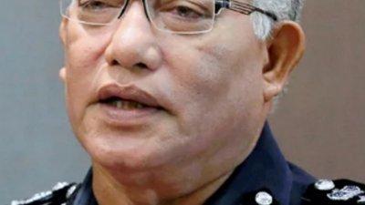 拿督再纳阿比丁将担任武吉安曼防范罪案及社区安全部总监。
