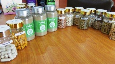 安诺所生产的营养保健品的原材料,注重天然有机。
