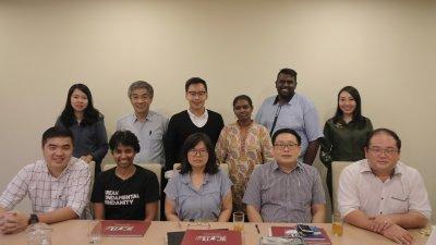 马华社会主义党对话 探索跨政党合作