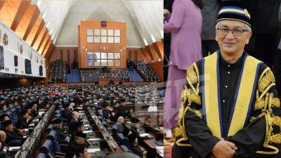 议长警告议员 不准在国会提男男性爱短片课题