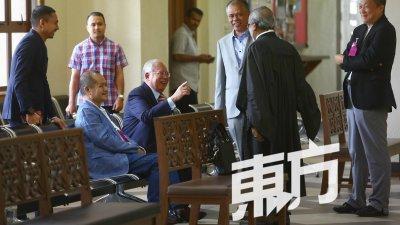 【纳吉世纪审讯】政府担保SRC贷款 未经内阁讨论