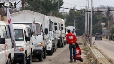 NGO活跃分子到叙利亚当志工 被警方盯上逮捕扣查28天