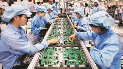 中美转移生产线 大马订单大增