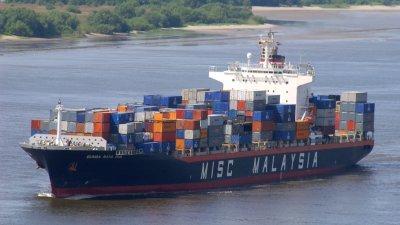 MISC首季净利增至5亿1050万令吉。