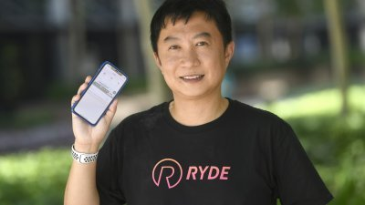 邹俊明曾前后任职私募股权投资者、金融系讲师以及海军司令。直到2015年,于新加坡创建Ryde平台,他希望透过共享拼车计划能有效解决城市塞车问题,让人人都有更美好的生活。