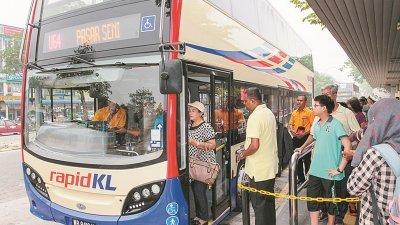 庄易凡表示,对于大马巴士服务基本要求,是应该准时。