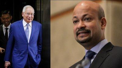 被控篡改1MDB稽查报告案 阿鲁甘达要求勿展延审讯