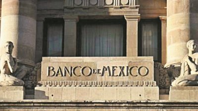 墨西哥央行减息0.25%,基准利率降至7.5%。