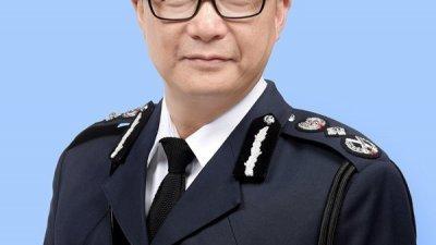 邓炳强在周二出任新一任警务处处长,外界普遍视他执法果断和强硬。(图取自香港政府网页)