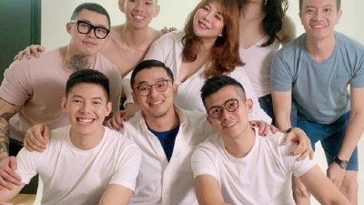 叶伟良以同性爱情故事为主轴的舞台剧《同居100天》,将在12月15日,于吉隆坡进行公演。