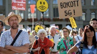 忧损健康 瑞士人吁政府停建5G