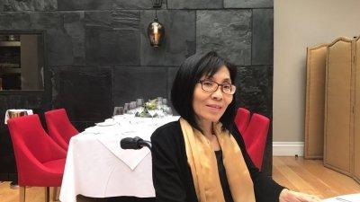 大马残障自立协会(MILAD)会长林明娟