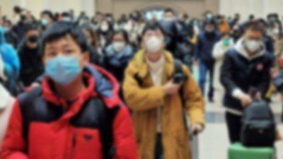 【新冠肺炎】中国专家:发病前两天就有传染性