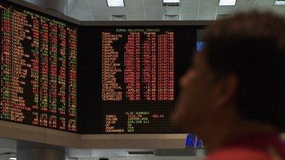 外资在去年从马股撤资111亿,但仍低于2015年的撤资额。