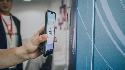 首款统一二维码付款方式的智能贩卖机去年8月首次在国内推出。