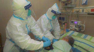 【武汉肺炎疫情】中国病例逼近5千 死亡人数破百