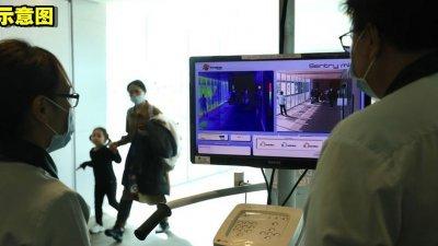 【武汉肺炎疫情】卫生部:入境关卡已安置体温监测器