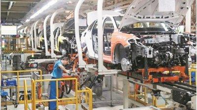 中国6月工业企业盈利增速升至逾一年最高。