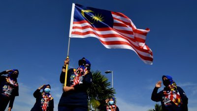 """国庆主题""""关怀马来西亚"""" 首相:对国人具深远意义"""