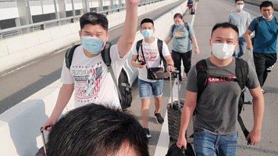 随著更多大马客工回到新加坡工作,推高工业区附近的房屋租金。(海峡时报提供)