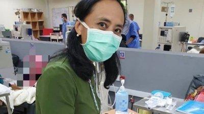 布城医院内科和肾脏科顾问医生拉菲达阿都拉