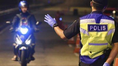 布城警方将采取更严格的检查及执法。(示意图)