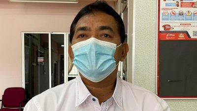 马六甲卫生及反毒行政议员拉末